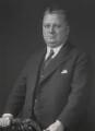 Sir Thomas George Jones, by Walter Stoneman - NPG x168660