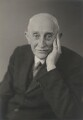 William Henry Samuel Jones, by Walter Stoneman - NPG x168663