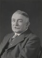 Sir William John Jones, by Walter Stoneman - NPG x168664