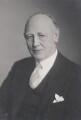 Charles Halliley Kellaway, by Walter Stoneman - NPG x168693