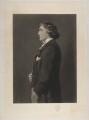 Sir Henry Irving, by Thomas Oldham Barlow, after  Sir John Everett Millais, 1st Bt - NPG D8100