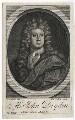 John Dryden, by Michael Vandergucht, after  Sir Godfrey Kneller, Bt - NPG D42578