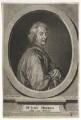 John Dryden, by Jan van der Leuw (Leeuw), after  Sir Godfrey Kneller, Bt - NPG D42580