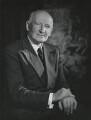 Sir Raymond Edward Priestley, by Walter Bird - NPG x159748