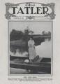 Faith Celli (Dorothy Faith Standing), by Miss Compton Collier - NPG x136695