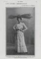Lady Lettice Joan Harrison (née Cholmondeley, later Lady Shepard) in the guise of a Gleaner, by Esmé Collings - NPG x136696