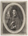 Christopher Love, by Thomas Cross, probably after  Cornelis Johnson Jr (Jonson van Ceulen) - NPG D42603