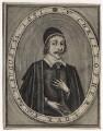 Christopher Love, probably after Cornelis Johnson Jr (Jonson van Ceulen) - NPG D42602