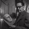 Man Ray, by Ida Kar - NPG x136725
