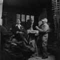 Somerset Maugham; Jacob Epstein, by Ida Kar - NPG x136752