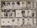 Miriam Clements; Topsy Sinden; Miss Edwardine, by and after Alexander Bassano - NPG Ax136818