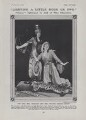 Vita Sackville-West; Olive Elizabeth Chalk Rubens (née Hood), by Emil Otto ('E.O.') Hoppé - NPG x136836