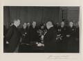 Winston Churchill at the Royal Society of Arts, by Howard Coster - NPG Ax136861