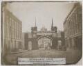 'Merchants' Arch, Port Hope, C.W., erected in honour of H.R.H. Prince of Wales', by Ebenezer Elijah Henry - NPG x136865
