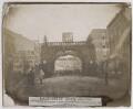 'Mechanics' Arch, Port Hope, C.W., erected in honour of H.R.H. Prince of Wales', by Ebenezer Elijah Henry - NPG x136867
