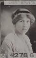 Mabel Laura Georgina (née Palmer), Countess Grey, by and after Bassano Ltd - NPG Ax136979