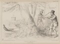 Vacation Amusements. (No.1.) Pheasant Shooting!, by John ('HB') Doyle, printed by  Alfred Ducôte, published by  Thomas McLean - NPG D41585