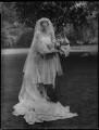 Brenda Partridge (née Hutchison), by Lafayette (Lafayette Ltd) - NPG x137016