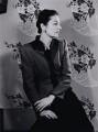 (Ava) Alice (Muriel) Astor (later Obolensky, later von Hofmannsthal, later Pleydell-Bouverie), by Gordon Anthony - NPG x137026