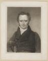 Joseph Fletcher, probably after Thomas Charles Wageman - NPG D42530