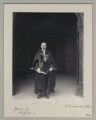Sir John Knill, 2nd Bt, by Sir (John) Benjamin Stone - NPG x137056
