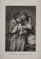 Fanny Stirling as the Nurse and Mary Anderson as Juliet in 'Romeo and Juliet', by W. & D. Downey - NPG x38810