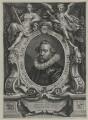 Abraham Bloemaert, by Jacob Matham, after  Paulus Moreelse - NPG D42649
