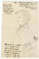 Sir John Everett Millais, 1st Bt, by James Donald Milner, possibly after  Sir John Everett Millais, 1st Bt - NPG D42650