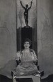 Connie Ediss (Ada Harriet Coates), by Stage Photo Company - NPG x137059