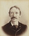 Robert Louis Stevenson, by Unknown photographer - NPG P1700(4b)