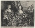 Anne Kirke (née Killigrew); possibly Charlotte Stanley (née de La Trémoille), Countess of Derby, by and published by Johannes Gronsveld (Gronsvelt, Groensveld), after  Sir Anthony van Dyck - NPG D42661