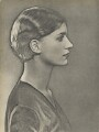Lee Miller, by Man Ray - NPG x137153