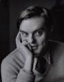 John Barrington Wain, by Rollie McKenna - NPG x137161
