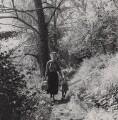 Caitlin Macnamara Thomas; Colm Thomas, by Rollie McKenna - NPG x137170