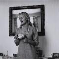 Mary Ure, by Rollie McKenna - NPG x137185