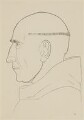 Dom Wilfred Upson ('The Prior of Caldey'), by Eric Gill - NPG D42719