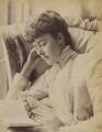 Georgina Elizabeth Ward (née Moncreiffe), Countess of Dudley, by Unknown photographer - NPG P1700(16b)