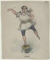 John Reeve as Cupid, by and published by George Edward Madeley - NPG D42698