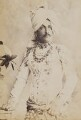 Sir Pertab Singhji, Maharaja of Idar and Regent of Jodhpur, by Unknown photographer - NPG P1700(31b)