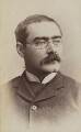 Rudyard Kipling, by Francis Henry Hart, for  Elliott & Fry - NPG P1700(40a)