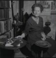 Nancy Mitford, by Francis Goodman - NPG x195010
