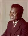 Kwesi Armah, by Rex Coleman, for  Baron Studios - NPG x191589