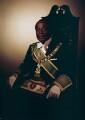 Sir Edward Okyere Asafu-Adjaye, by Rex Coleman, for  Baron Studios - NPG x191690