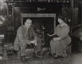 Stanley Baldwin, 1st Earl Baldwin; Lucy (née Ridsdale), Countess Baldwin, by Alfieri Picture Service - NPG x184103