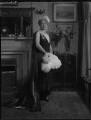 Charlotte Louise (née Austin), Lady Napier, by Lafayette (Lafayette Ltd) - NPG x70330
