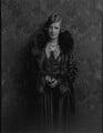 Sylvia Allen (née Wingate-Saul), by Lafayette (Lafayette Ltd) - NPG x184449