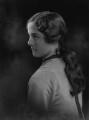 Sheelah Annette Treherne (née Browne), by Lafayette (Lafayette Ltd) - NPG x184485