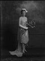 Hon. Lena Barbara Joan Onslow (née Ogilvie-Grant), by Lafayette (Lafayette Ltd) - NPG x184506