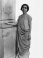 Munizeh ('Minnie', née Dadabhoy), Lady Kharegat, by Lafayette (Lafayette Ltd) - NPG x184512
