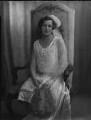 Winifred Leticia Fearnley-Whittingstall (née Chattock), by Lafayette (Lafayette Ltd) - NPG x184517